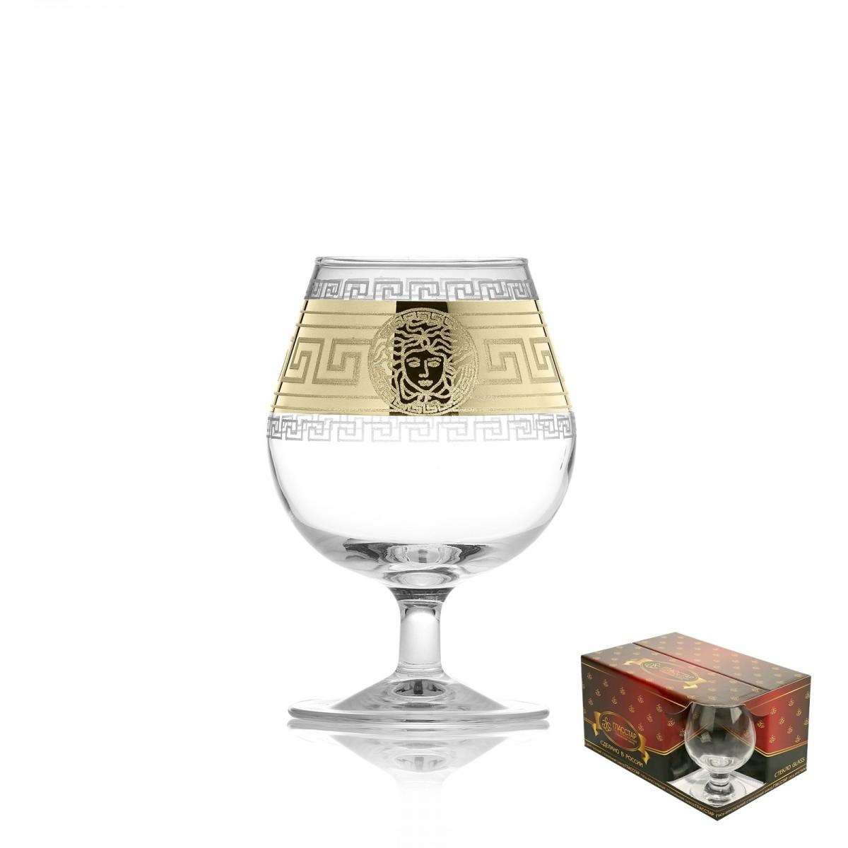 GN3_1740_3 Набор из 6 бокалов для бренди «Версаль», 250 мл