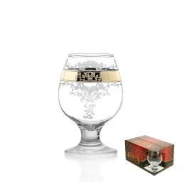 GN13_1740_3 Набор из 6 бокалов для бренди «Медальон», 250 мл