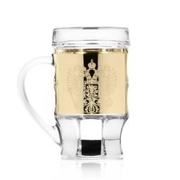 GN16_1143_1 Набор из 2 кружек для пива, 500 мл «Герб»