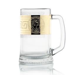 GN3_1144(2)_1 Набор из 2 кружек для пива «Версаль», 500 мл
