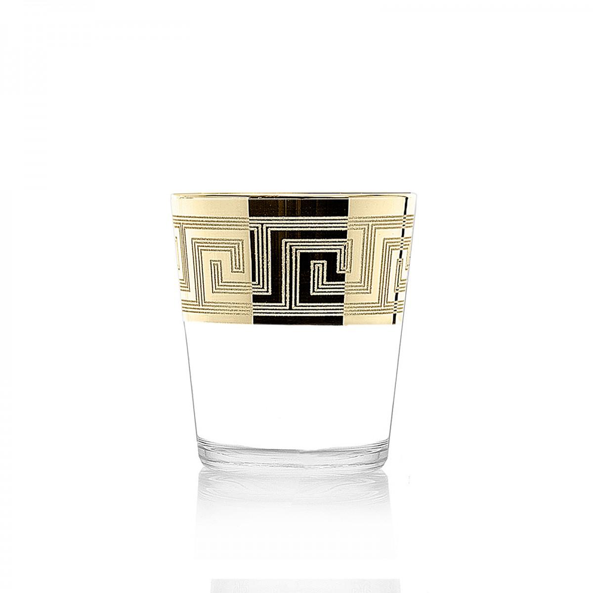 GN4_40_3 Набор из 6 стаканов «Греция», 250 мл