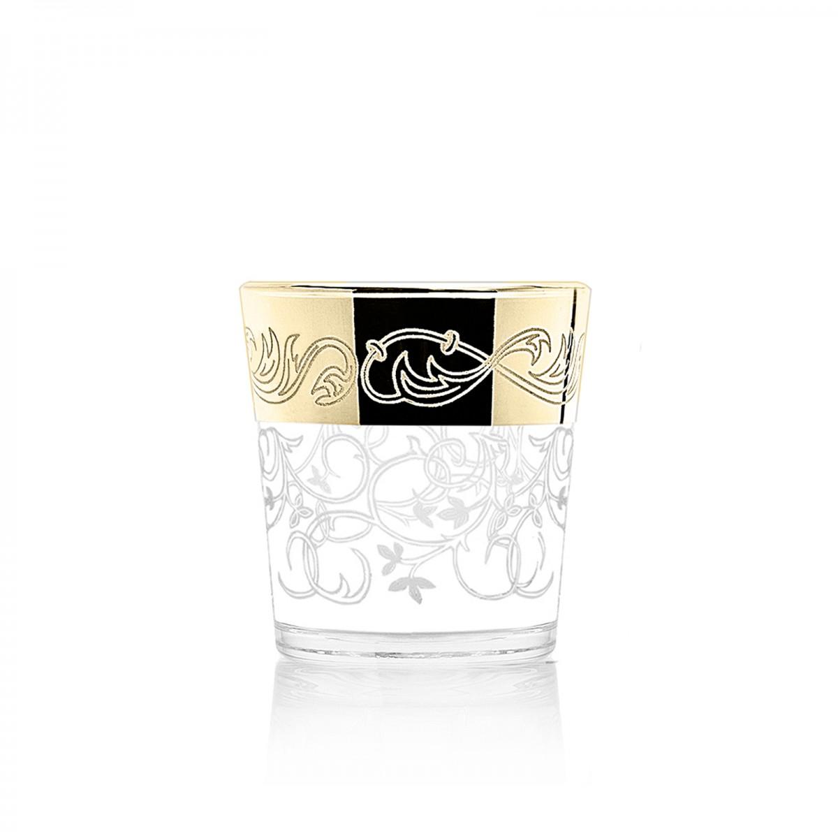 GN2_40_3 Набор из 6 стаканов «Вдохновение», 250 мл