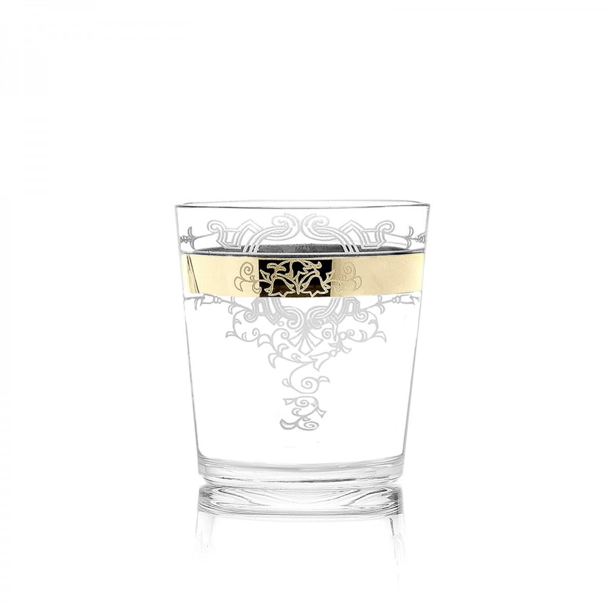 Набор из 6 стаканов «Медальон», 250 мл