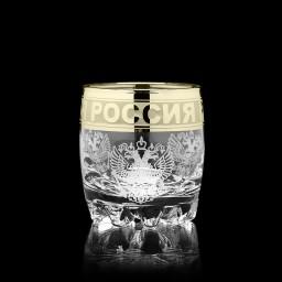 GN16_415_3 Набор из 6 стаканов «Россия», 315 мл