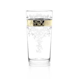 GN13_56_1 Набор из 6 стаканов «Медальон», 230 мл