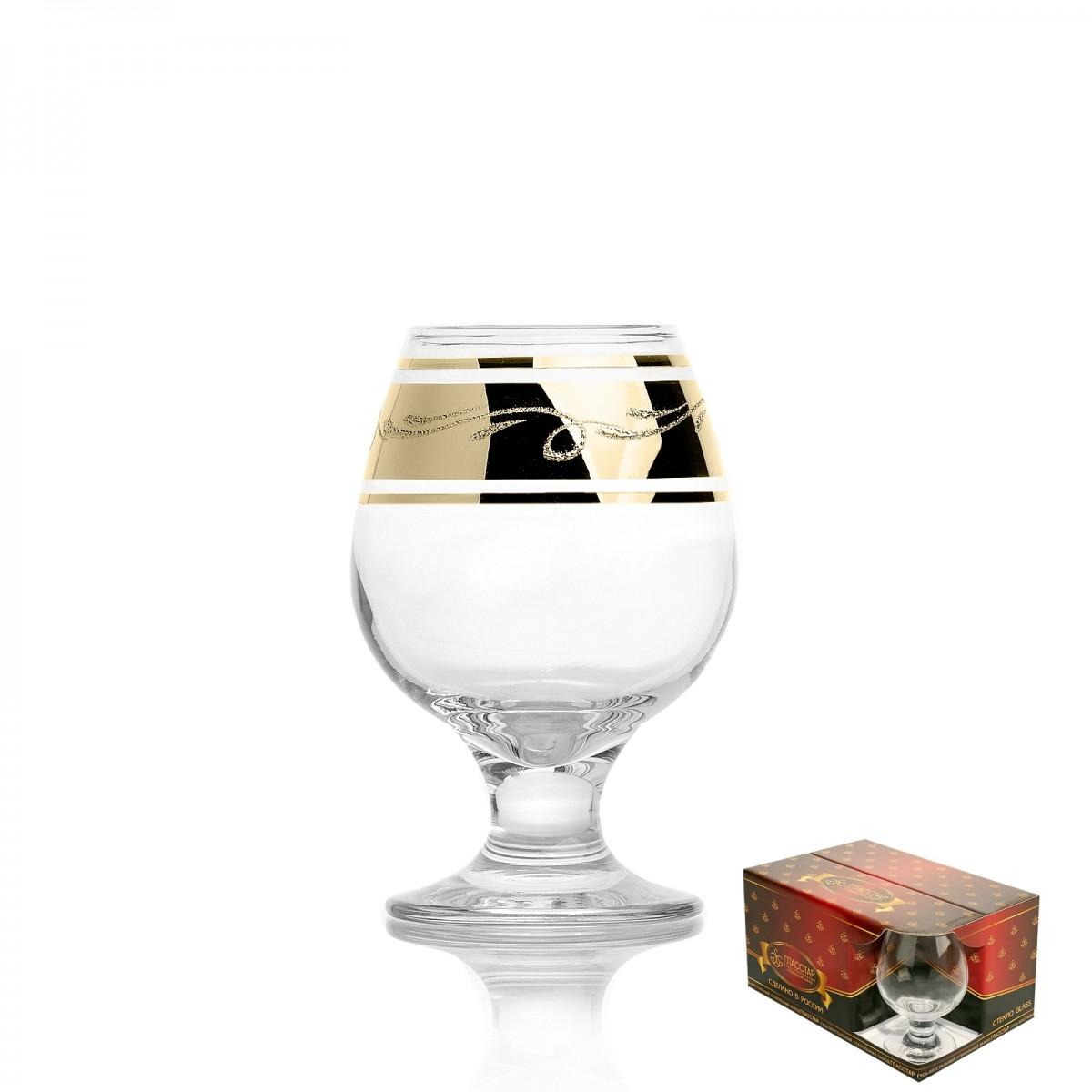 Набор из 6 бокалов для бренди «Симфония», 250мл