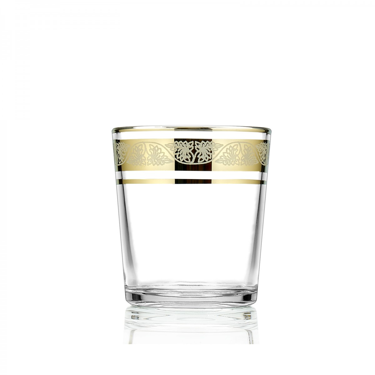 GN22_40_1 Набор из 6 стаканов «Лоза», 250 мл