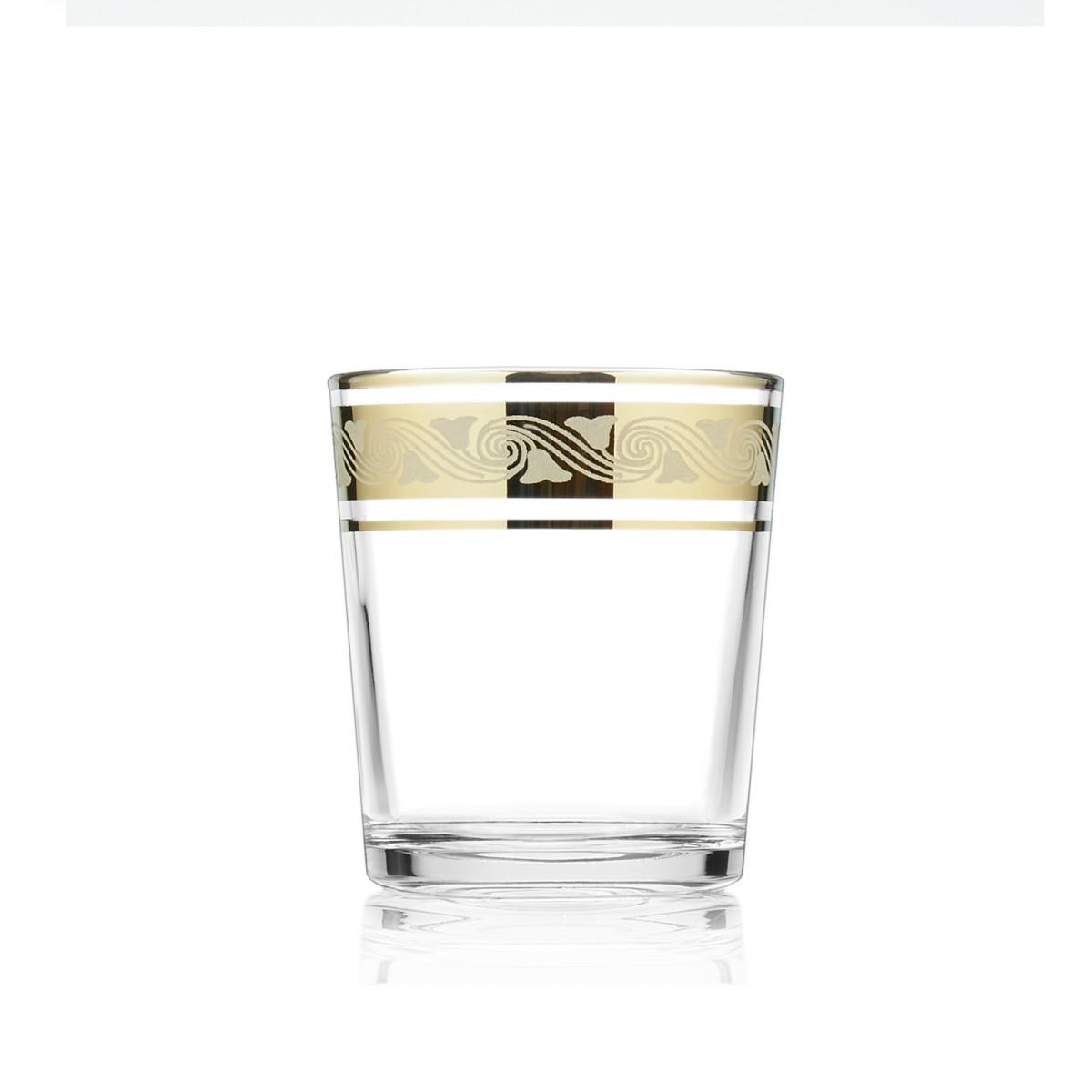 Набор из 6 стаканов «Колокольчик», 250 мл