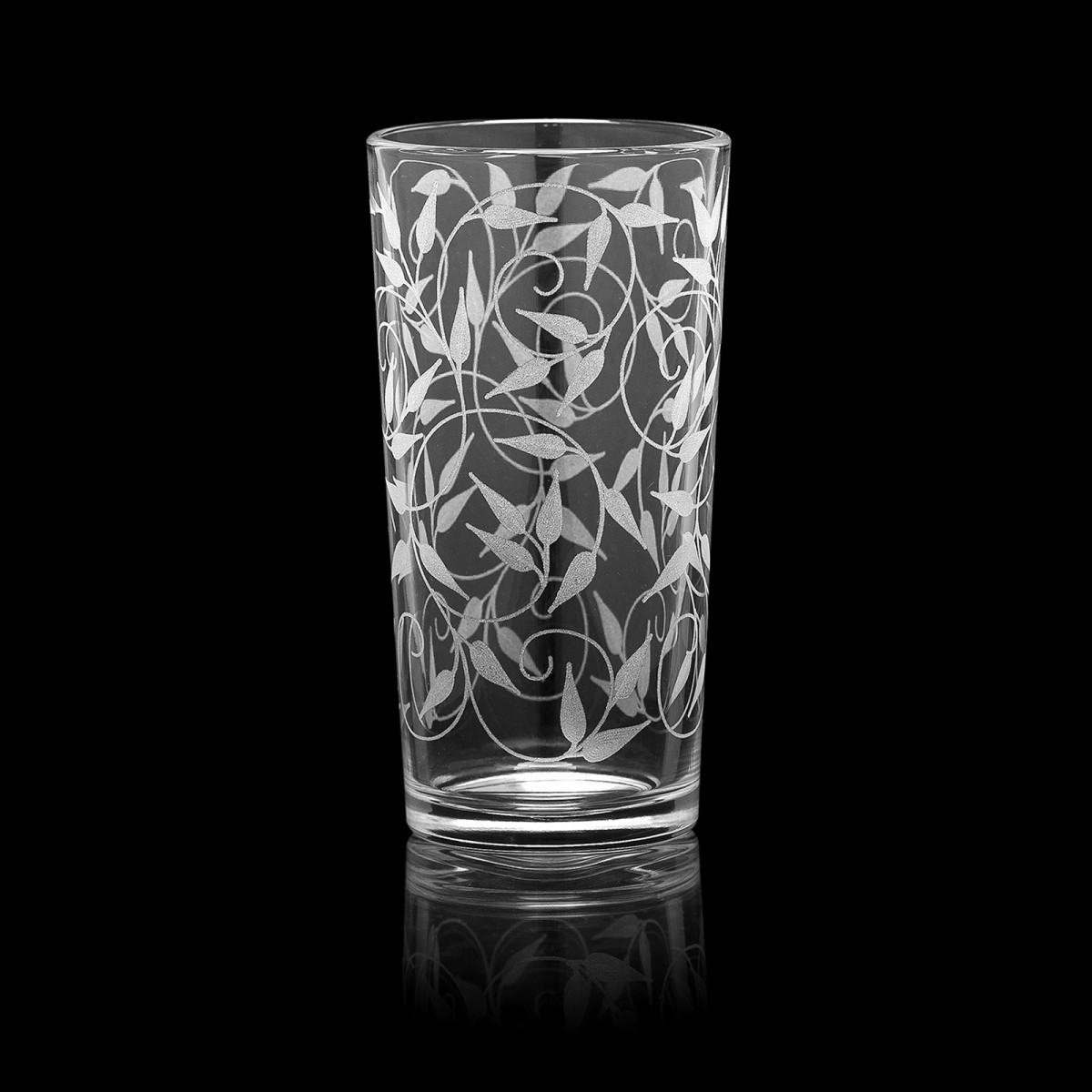 Набор из 6 стаканов «Весна», 230 мл