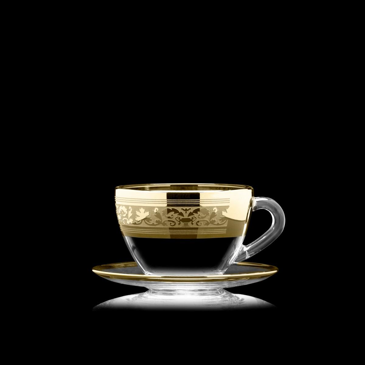 Набор чайный, рисунок «Богемия»