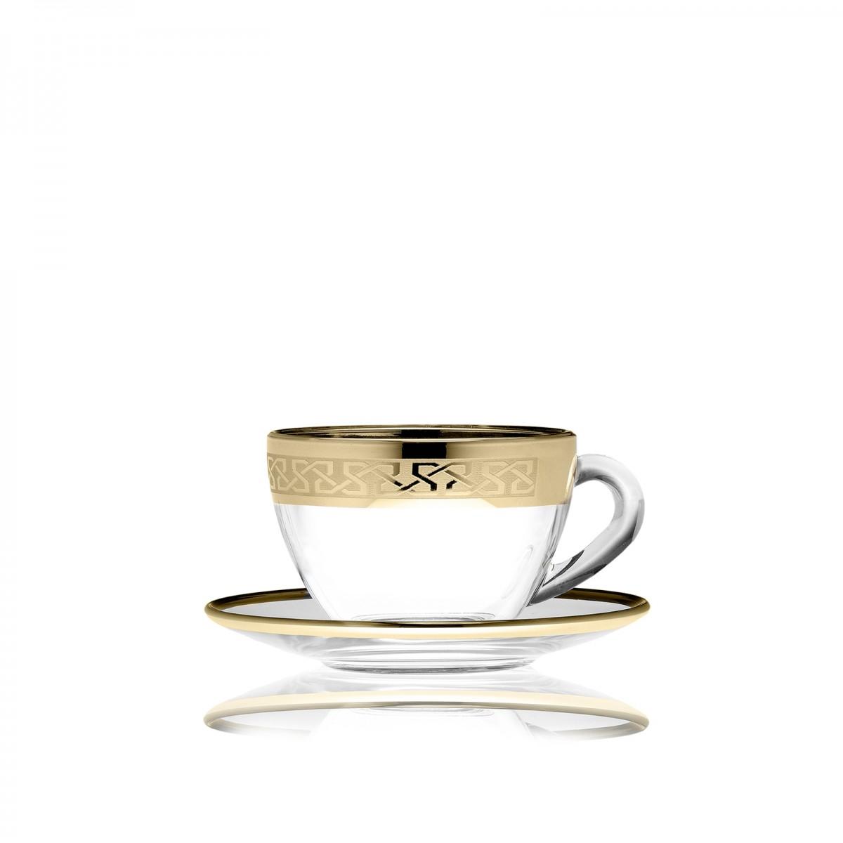 Набор чайный, рисунок «Лабиринт»