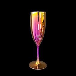 Набор из 6 бокалов «Королевская фуксия», 170 мл