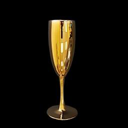 Набор из 6 бокалов «Черное золото», 170 мл